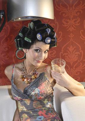 Alkohol Sekt Bier Friseursalon verboten