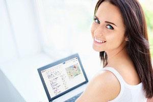 Friseur Homepage Salon Website Webseite Mitarbeiter Internet