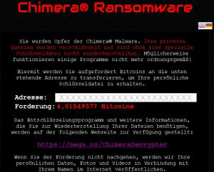 Bewerbung Friseur Email Betrug Erpressung Virus Maleware Trojaner