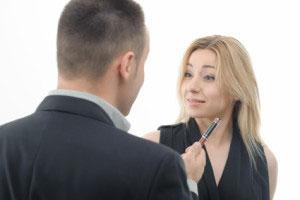 Konflikt Friseursalon Streit Ärger Stress Abmahnung Friseur
