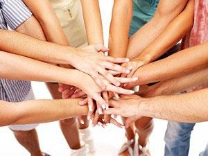 Team Konflikt Friseursalon Streit Ärger Stress