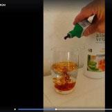 Irreführende Werbung für LR Aloe Vera Drinking Gel Honey?