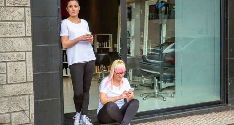 Werbung Friseur Marketing