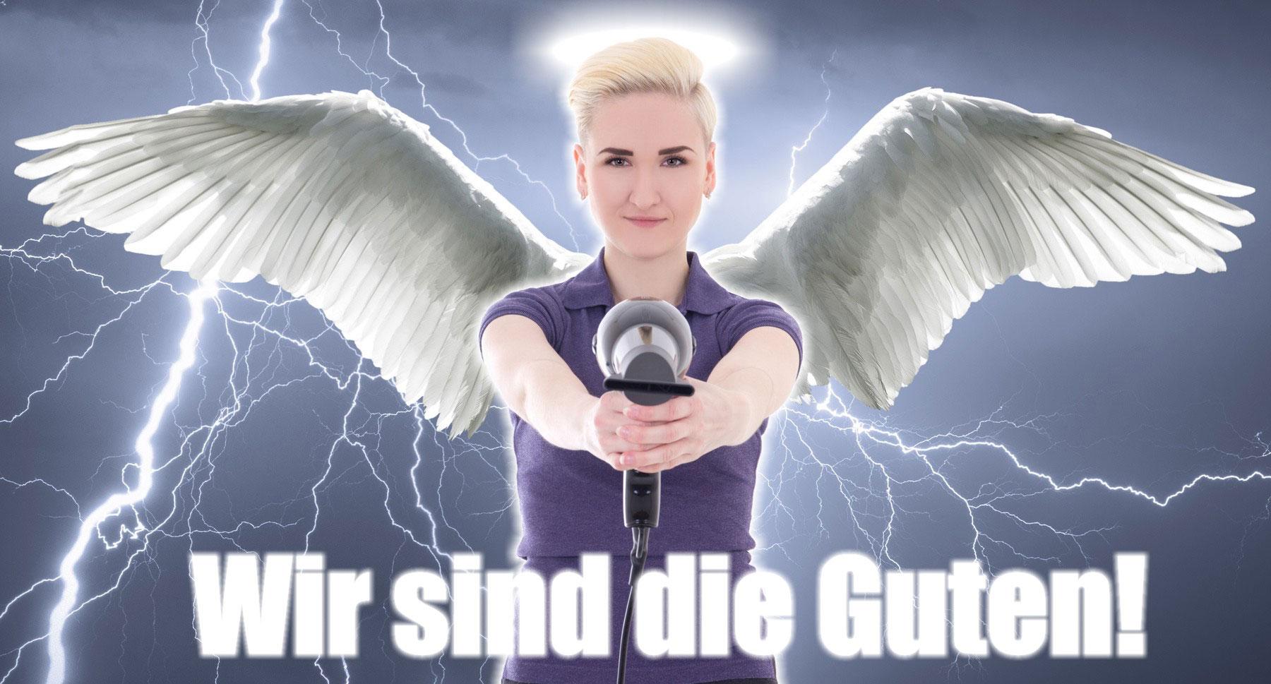 Ich bin Friseur und keine Maschine! - Friseur-Unternehmer.de