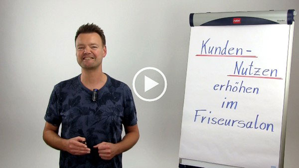 Friseur Marketing Werbung Videoseminar