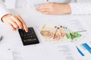 Lohnfaktor Friseur Mitarbeiter Friseursalon Umsatz berechnen