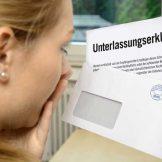 Abmahnung wegen Verstoßes gegen das Werbeverbot im Reisegewerbe