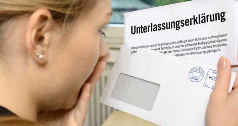 Abmahnung Werbeverbot im Reisegewerbe