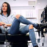 Selbständig als Friseur durch Stuhlmiete