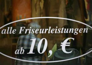 Friseur billig teuer Preise Preis Preisentwicklung Friseure