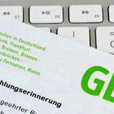 GEZ - Der Rundfunkbeitrag im Friseursalon