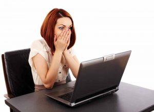 Bewerbung Friseur Betrug Erpressung Virus Maleware Trojaner
