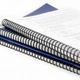 Inhaltsverzeichnis des Mitarbeiterhandbuches eines Friseursalons