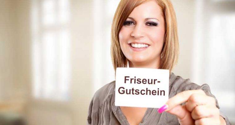 Gutscheine Friseur Couponing Werbung