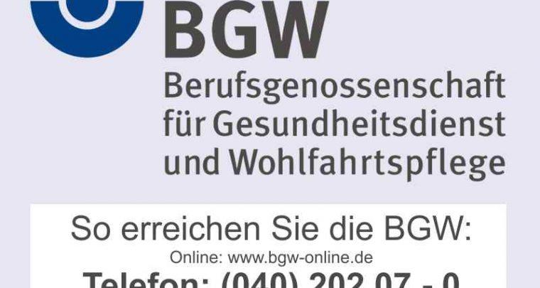 Berufsgenossenschaft Friseur BGW