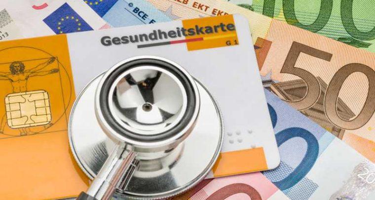 Beitrag freiwillig gesetzliche Krankenversicherung Friseur selbständig Nachzahlung Nachforderung