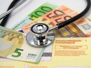 Entgeltfortzahlung Krankengeld Krankschreibung Corona